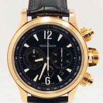 Jaeger-LeCoultre 18k Rose Gold Master Compressor Chronograph...