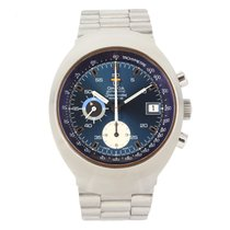 Omega Speedmaster Mark III Vintage Chronograph Ref. 176.002 BLUE