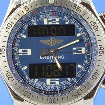 Breitling B-1 Stahl 44mm Blau Deutschland, Berlin