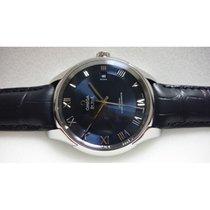 Omega De Ville Hour Vision 433.13.41.21.03.001 DE VILLE HOUR VISION 41MM Master Blu nuevo