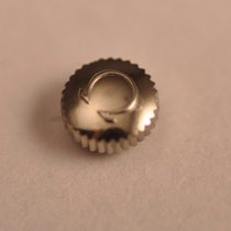 Omega Crown 4mm X 2.2mm Stainless Steel