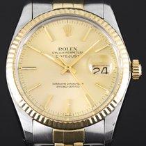 Rolex Datejust Gold/Stahl 36mm Gold Keine Ziffern Deutschland, Essen
