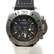 Panerai Special Editions Steel 47mm Black United States of America, California, Beverly Hills