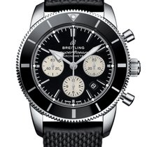 Breitling Steel 44mm Automatic AB0162121B1S1 new
