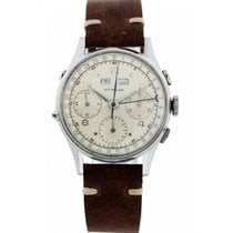 Wittnauer Steel 35mm Chronograph pre-owned