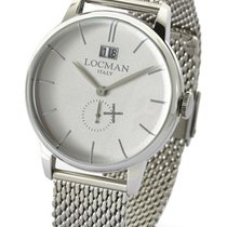 Locman new Quartz 41mm Steel