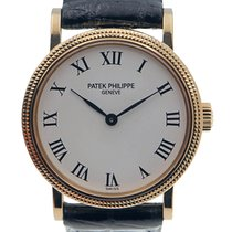 Patek Philippe Calatrava Ref. 4809 - Full Set - Serviced -...