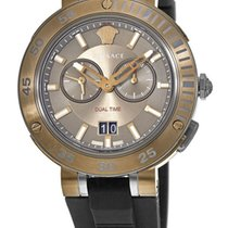 Versace Steel Quartz VCN030017 new United States of America, New York, Brooklyn