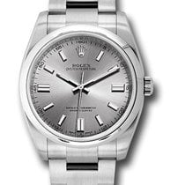 Rolex 36mm Automatic 2018 new Oyster Perpetual 36 Silver