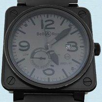 Bell & Ross BR 01-97 Réserve de Marche Otel 46mm Gri Arabic