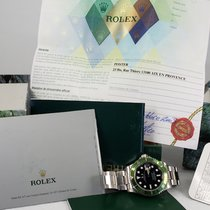 Rolex 16610LV Steel 2003 Submariner Date 40mm pre-owned United States of America, Georgia, Fitzgerald