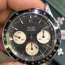 Rolex 6263 Acciaio Daytona 37mm