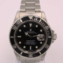 Rolex 16610 Steel 1988 Submariner Date 40mm pre-owned United Kingdom, Middlesbrough