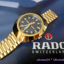 Rado Diastar Tungsten 36mm Black No numerals