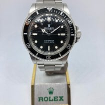 Rolex Submariner (No Date) Steel 40mm Black No numerals United States of America, California, SAN DIEGO