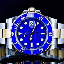 Rolex Submariner Date Steel 40mm Blue No numerals United States of America, Michigan, Southfield