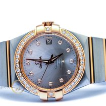 Omega Constellation Ladies Steel 35mm Silver Malaysia, Subang Jaya
