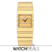 Piaget Yellow gold 25mm Quartz 7131 C 701 pre-owned