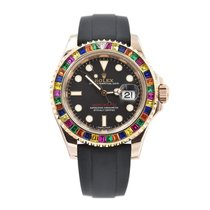 Rolex Yacht-Master 40mm Black