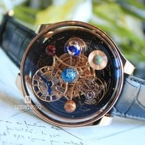 Jacob & Co. Astronomia Ouro rosa