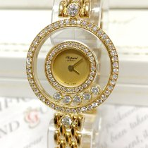 Chopard Happy Diamonds Yellow gold 26mm Gold