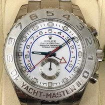 Rolex Yacht-Master II 116689 Very good White gold 44mm Automatic