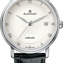 Blancpain Villeret Ultra-Slim new 2019 Automatic Watch with original box and original papers 6223-1127-55b