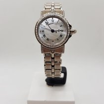 Breguet Marine 8401BB/52/B40.DD00 Very good White gold 26mm Automatic
