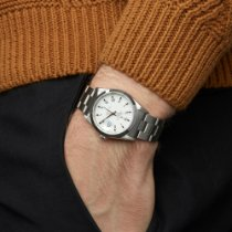 Rolex Oyster Perpetual Date Staal 34mm Wit Romeins Nederland, Amsterdam
