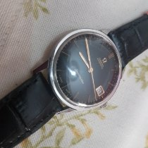 Omega 166.002 Steel 1966 Seamaster 34.5mm pre-owned