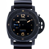 Panerai Luminor Submersible 1950 3 Days Automatic Carbon 47mm Black United States of America, Georgia, Atlanta