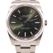 Rolex Oyster Perpetual 34 Acier 34mm