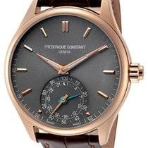 Frederique Constant Horological Smartwatch Gold/Stahl 42mm Grau Deutschland, Essen