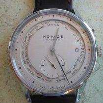 NOMOS Zürich Weltzeit new 2020 Automatic Watch with original box and original papers 805