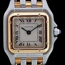 Cartier Panthère Petit Modèle en or et acier