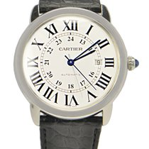 Cartier Ronde Solo de Cartier Steel United States of America, New York, New York
