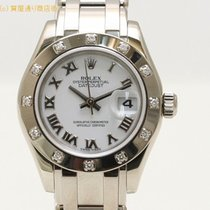 ロレックス (Rolex) ロレックス 80319 K番 ホワイトローマ