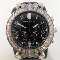 Harry Winston (make an offer) Premier Diamond Chronograph, 18...