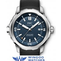 IWC - IWC ACQUATIMER AUTOMATIC JACQUES-YVES COUSTEAU Ref....