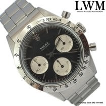 Rolex Cosmograph 6239 black dial Service Official Rolex 1964's