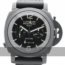 Panerai LUMINOR MONO PUSHER GMT, CHRONOGRAPH PAM00317