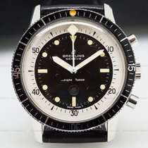 "Breitling 2005 Vintage Breitling SuperOcean ""Slow Counter""..."
