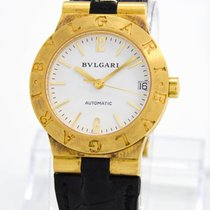 "Bulgari Ladies  ""Diagono LC-29-G"" Watch - 29mm 18k..."