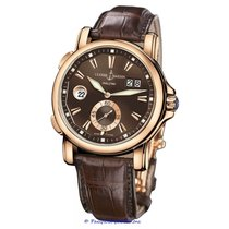 Ulysse Nardin GMT Big Date 246-55/95