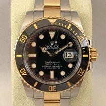 Rolex Submariner Date steel/gold 116613LN