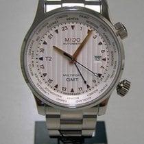 Mido Multifort GMT Stahl 42mm Deutschland, Wuerselen