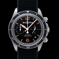 Bell & Ross Automatic BRV294-HER-ST/SRB new