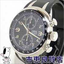 オリス Men's Watch Williams Tt3 Titanium Chronograph Lmited...