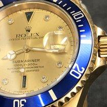 Rolex SUBMARINER 16618 SULTAN DIAL SER. S (1997) FULL SET LIKE...