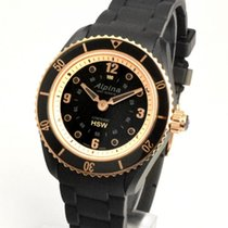 Alpina AL-281BY3V4 Gold/Steel Horological Smartwatch 36mm new